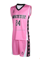 Healong Manufacturer basketball uniform custom basketball uniform
