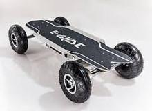 E-Glide Electric Skateboard Aluminum Deck Off Road
