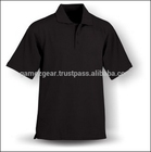 camisa pólo preta