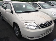 LESS MILEAGE USED CARS FOR SALE IN JAPAN FOR TOYOTA COROLLA 4D G NZE121