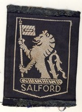 Eco-Solvent Machine Woven Patches With Low Price