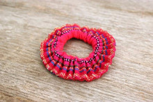 Hand Woven Cotton Hair Band HMONG Hill Tribe Thailand