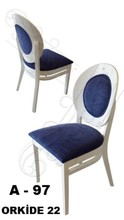 french style wooden restaurant chair king louis chair