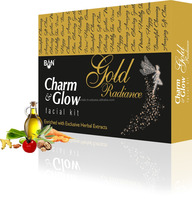 C&G Gold Radiance Facial Kit.