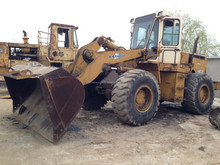 Used Kawasaki Wheel Loader KLD70Z-III,Japanese Front Loader for sale