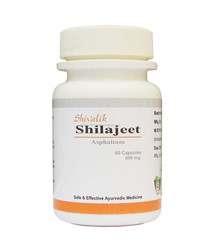Shivalik Shilajeet Asphaltum Aphrodisiac, Rejuvenator, Anti Oxidant, Best Extract for Sexual Health, Blood Circulation