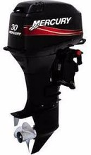 Used Mariner Mercury 2 Two Stroke 30 M Ml Hp Outboard Motor Engine Boat Engine