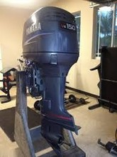 100% authentic used boat engine for sale