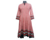 Fancy Cotton Anarkali Indian Traditional Bollywood Ethnic Designer Anarkali Frock