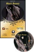 Black Beauty Bilingual Edition English-Spanish. Audiobook. Audio in British English. Mp3 format.