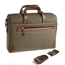 Hot Sell Business Man PVC Bag For Laptop Holding