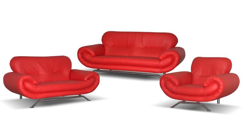 Nina sofa set buy pu leather sofa product on alibabacom for Nina leather sectional sofa