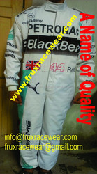 Sublimation Kart racing suit