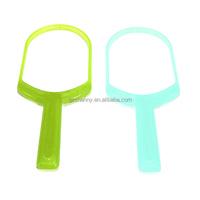 New Arrival Plastic Tounge Cleaner & Scraper massager Dental Care Oral Hygiene Health Care Home Green Blue Color Random