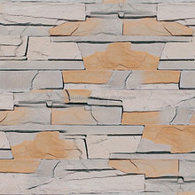 Modern artificial concrete ledge stone - Vietnamese Art cladding stone