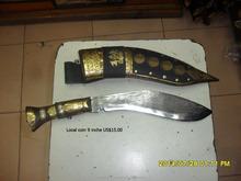 Gurkha Knife,100% handmade Traditional knife of Nepal