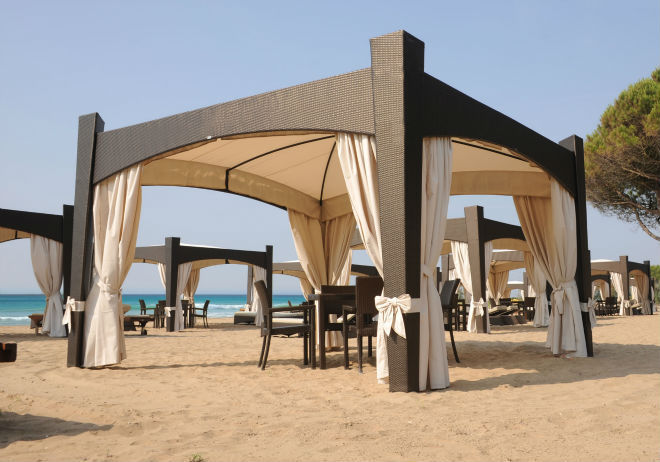 beyond aluminium rattan gazebo 3x3 3x4 4x4 buy gazebo aluminium wicker product on. Black Bedroom Furniture Sets. Home Design Ideas