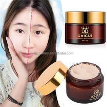 2015 mujeres femeninas Serum crema facial 35 g crema DD blanqueamiento cuidado de la piel manchas oscuras Benifit mancha cuidado de la piel contra el envejecimiento crema para la piel