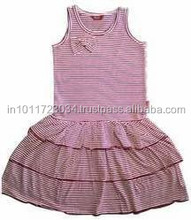 2014 fashionable design good quality long baby frock designs