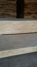Customized polished smooth 4 side brown/white Vietnam MC 12% acacia/pine finger joint wood board