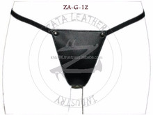 sexy g-string thong for women mature leather G-string