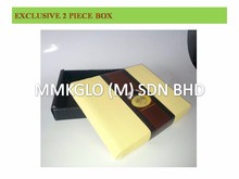 EXCLUSIVE CHOCOLATE BOX WITH INSERT