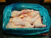 Frozen Chicken Quarters- Leg and Muscle