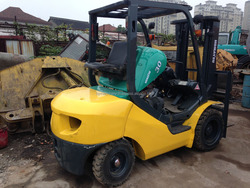 used Japan forklift komatsu 3ton for sale in China