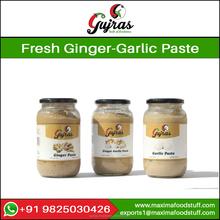 instant ginger garlic paste