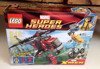 Band New Marvel Super Heroes Wolverine Chopper Showdown 6866