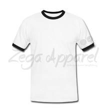 All over golden print custom make universal tshirt