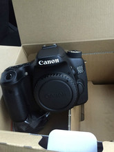"""Canon <span class=keywords><strong>EOS</strong></span> 70D Digital SLR Camera Body Only 3"""" Touch LCD"""