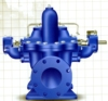 horizontal Split Case Pumps for Pumping water from docks, ports, vessels