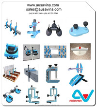 CLAMPS & COUNTER TOP TOOLS Lamination Clamps, DRILLING GUIDE SUCTION LIFTER for stone granite marble construction tools Gluing
