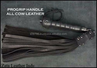 Leather Floggers Riding Long Tails Whips, Sex Products