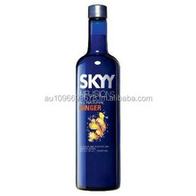 SKYY INFUSIONS GINGER VODKA 750ML