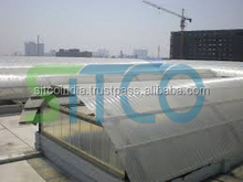 BEST SUITABLE ECONOMICAL GEENHOUSE ROOFING SHEET