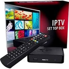 latest mag 254 updated mag 250 iptv box media streamer full hd tv.