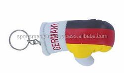 Germany flag Boxing Gloves for Car Hanging
