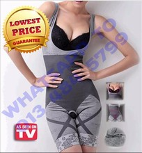 Natural Bamboo Charcoal Slimming Suit Corset