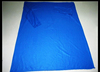 100% polyester polar fleece TV blanket with sleeves