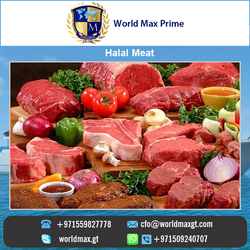 100% Pure Halal Meat