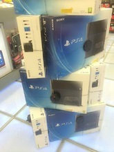 Wholesale / Promo For SONY PLAYSTATION 4 PS4 500GB WHITE CONSOLE , 15 GAMES - ORIGINAL - FREE SHIPPING - SEALED - NEW