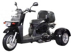 Ice Bear Mini Cruzzer 150cc / 50cc Motor Trike Moped Scooter PST50-9