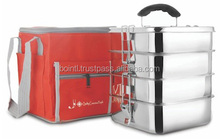 Stainless Steel Lunch Box High Quality bulk Export
