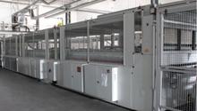 Laminator 3S 4 Panele for laminate solar modules