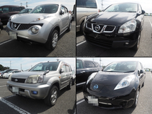 Reliable and High quality used nissan for irrefrangible accept orders from one car
