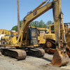 used caterpillar 312D crawler excavator,cheap Japan cat 312 excavator