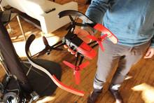 3DR X8+ Plus 433MHZ Octocopter Drone RTF 3D Robotics 3DRobotics 433 MHZ 3DR252