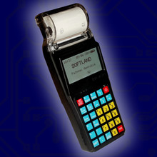 HANDHELD ELECTRONIC TICKETING MACHINES BY BUSES